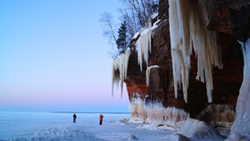 Apostle islands ice caves entrance fee h article