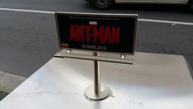 Ant man billboard article