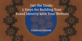 Building your brand identity with your website article