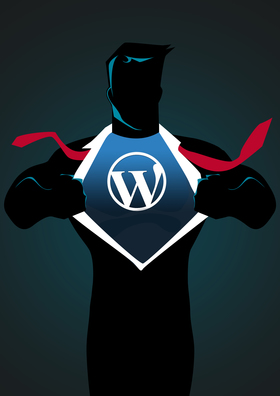 Wordpress superman article