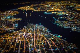 New york night article