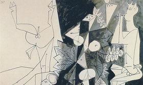 Picasso la danse sur la p 001 article