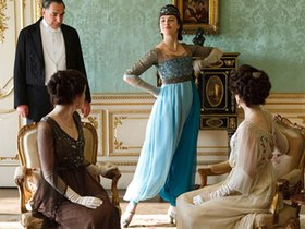 Sybil downton abbey pants article