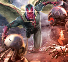 Vision vs ultron article