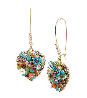 Betsey johnson earrings article
