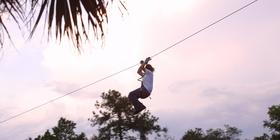 Orlando best ziplines tree trek article