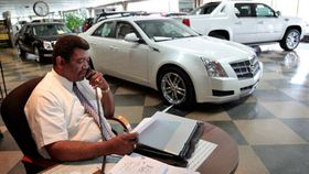 Auto loan dealership lease car salesman gm article