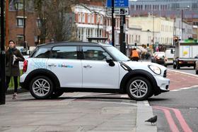Car share mini 1 xlarge article