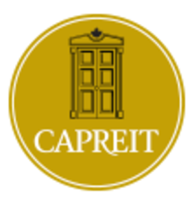 Capreit logo article