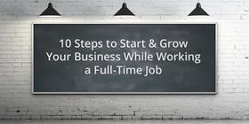 10 steps start grow business chalkboard 630x315 article