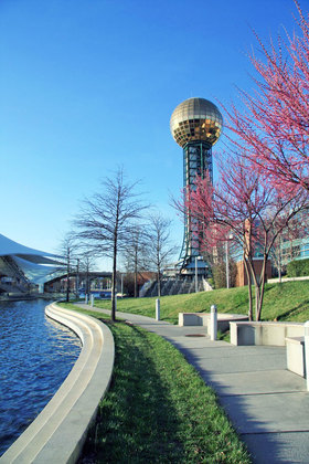 Knoxville tennessee sunsphere melindafawver 123rf article