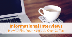 Informational interviews1 article