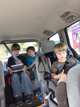 Roadtrip boys article