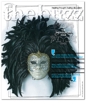 The individuality cover article