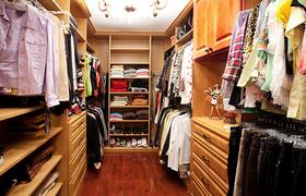 Bedroom closet clothes fashion walk in closet favim.com 120026 article