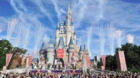 Disneyworld castle article