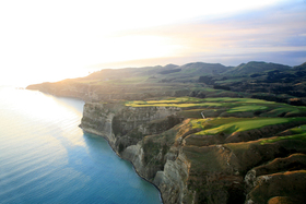 Cape kidnappers sunrise article