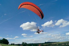 Rc paraglider trike article