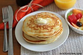 Home pancake recipe 1 article