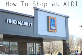 How to shop at aldi article