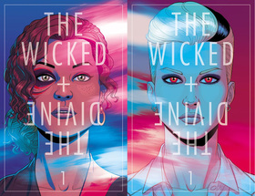 The wicked the divine 1 both covers article