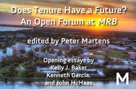 Tenure forum article
