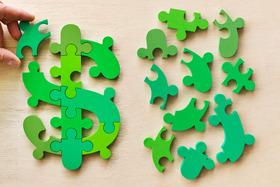 Money puzzle article