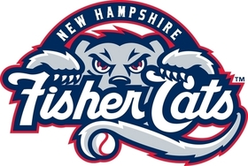 New hampshire fishercats new logo colors article