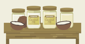Coconut oil open graph article