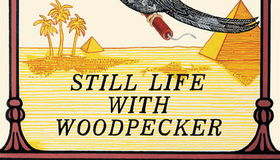 Still life with woodpecker article