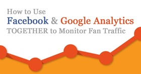 How to use facebook and google analytics together to monitor fan traffic ls article