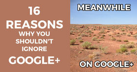 16 reasons why you shouldnt ignore google article