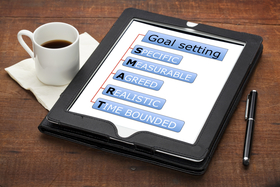 Smart goal setting small business article