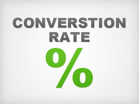 Conversion rate article