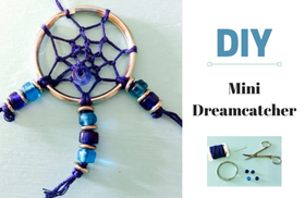 Diy dreamcatcher article