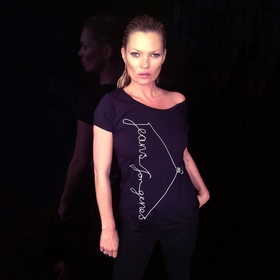 Kate moss jeans for genes article