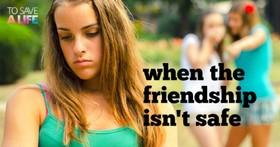 Friendship isntsafe 700x366 600x314 article