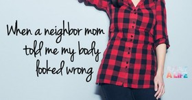 Mom told me my body looked wrong 700x366 600x314 article