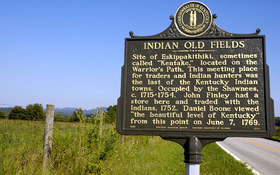 Kentucky indians article