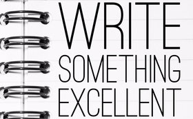 Write something excellent article