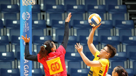 28th sea games singapore netball3658401640 article