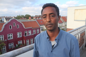 Farah said ahmad   somali refugee in berlin article