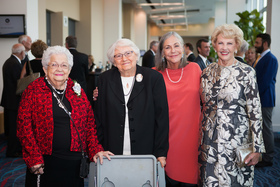 Arkansas womens hall of fame induction ceremony article