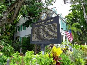 Audubon house museum article