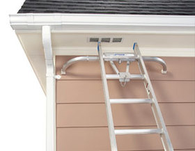 Gutters ladder article