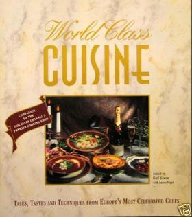 Worldclass cuisine article