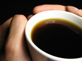Out for coffee article