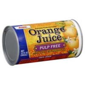 Jewel orange juice frozen 50370 article