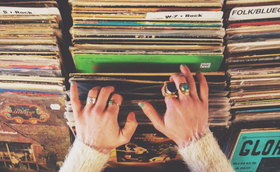 Going through records article