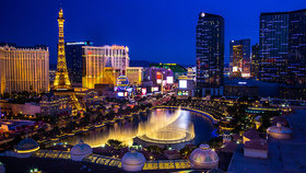Las vegas strip article